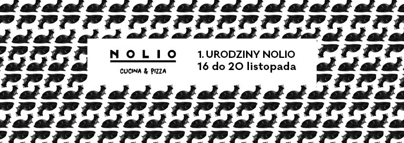 1. urodziny Nolio