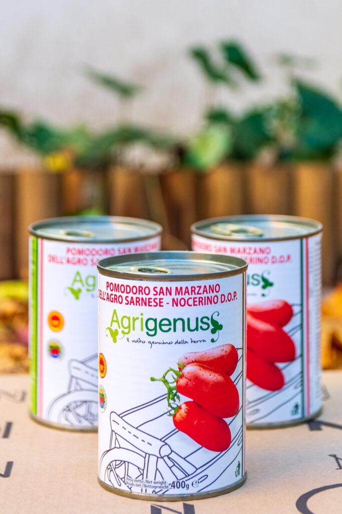 Pomidory San Marzano DOP