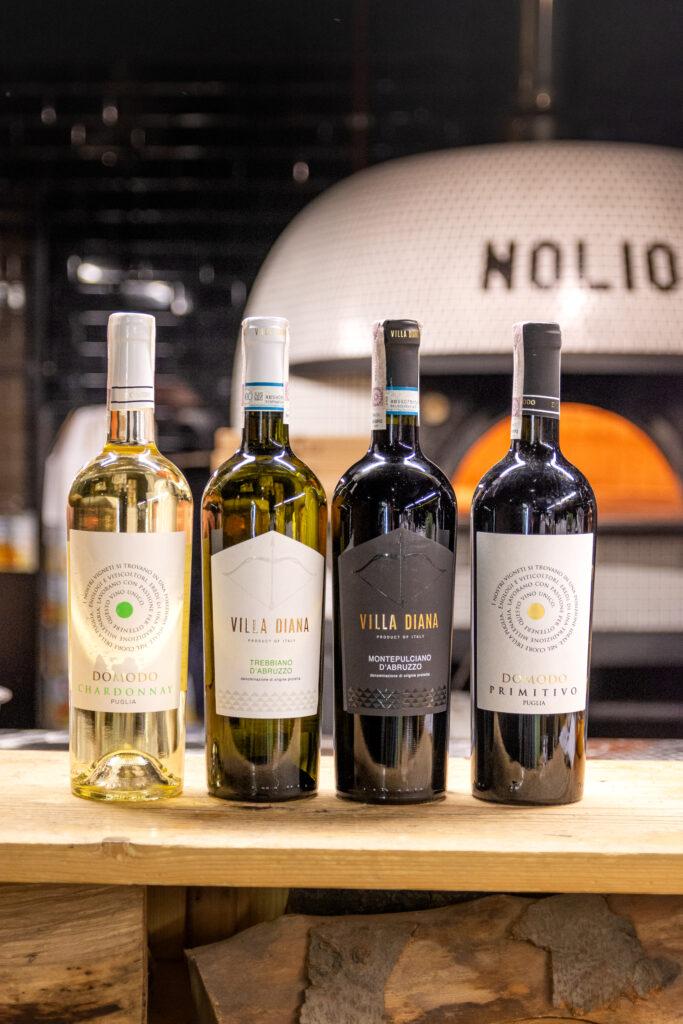 Nowe wina w promocyjnej cenie