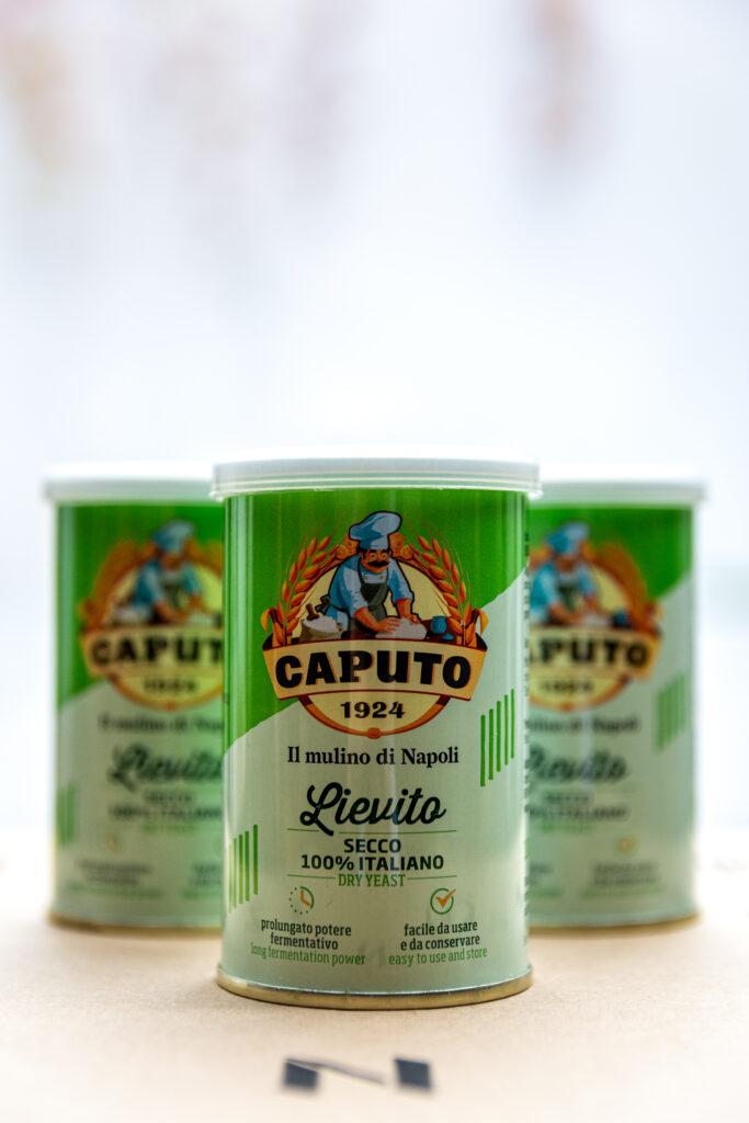 Drożdże suche Caputo